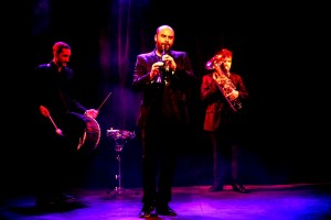 "YOM ""New King Of Klezmer Klarinet"" @ Le Plan 2014"