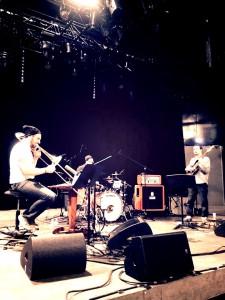 HYBRID Trio @ Le Plan 2015