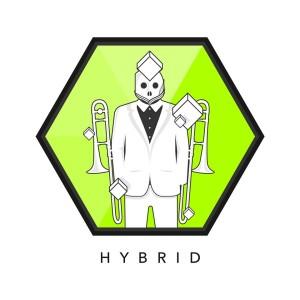 Logo HYBRID 2